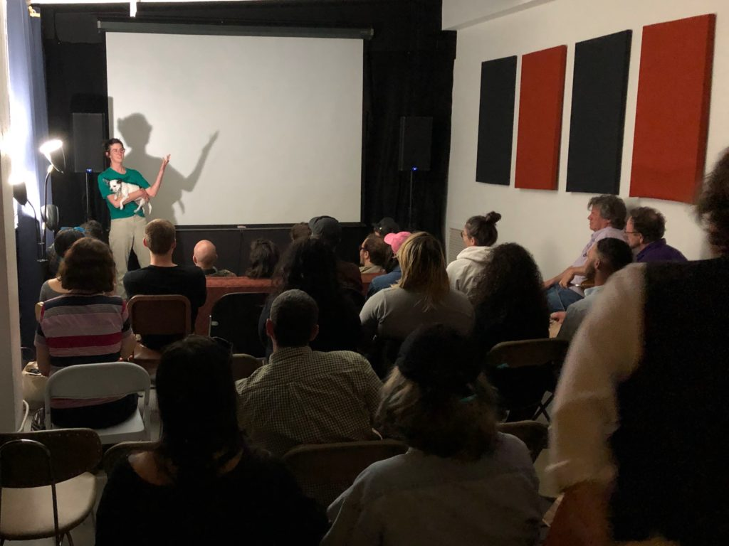 May 5, 2019 – Boathouse Microcinema